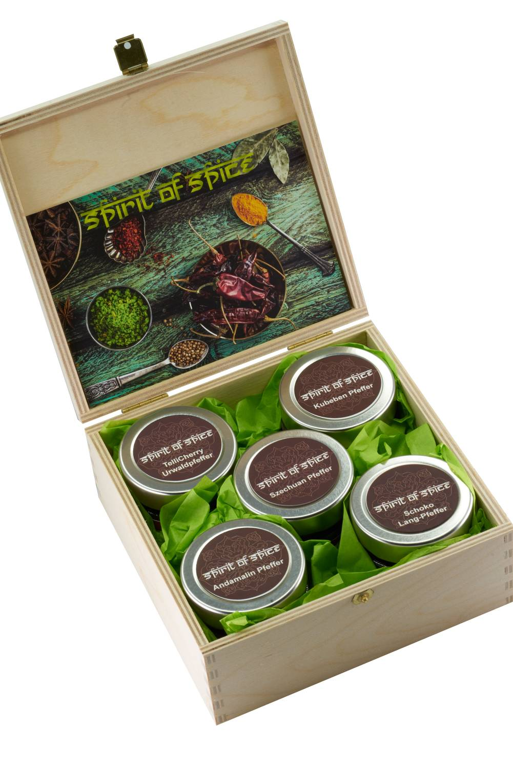 Edles Pfeffer-Set MEDIUM von Spirit of Spice