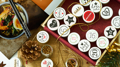 Vorweihnachtsfreuden: der Spirit of Spice Gewürz-Adventskalender - Spirit of Spice Gewürz-Adventskalender 2019