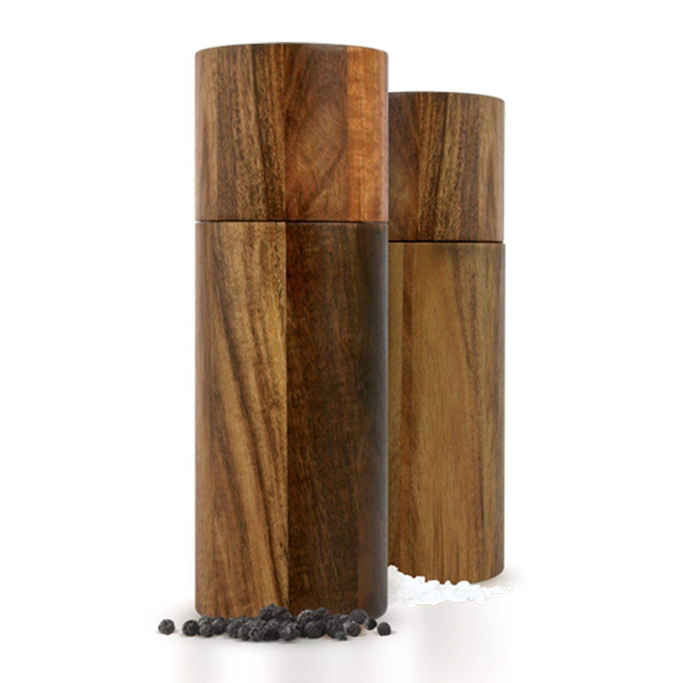 adhoc pfeffer oder salzm hle acacia gew rz kr uter. Black Bedroom Furniture Sets. Home Design Ideas