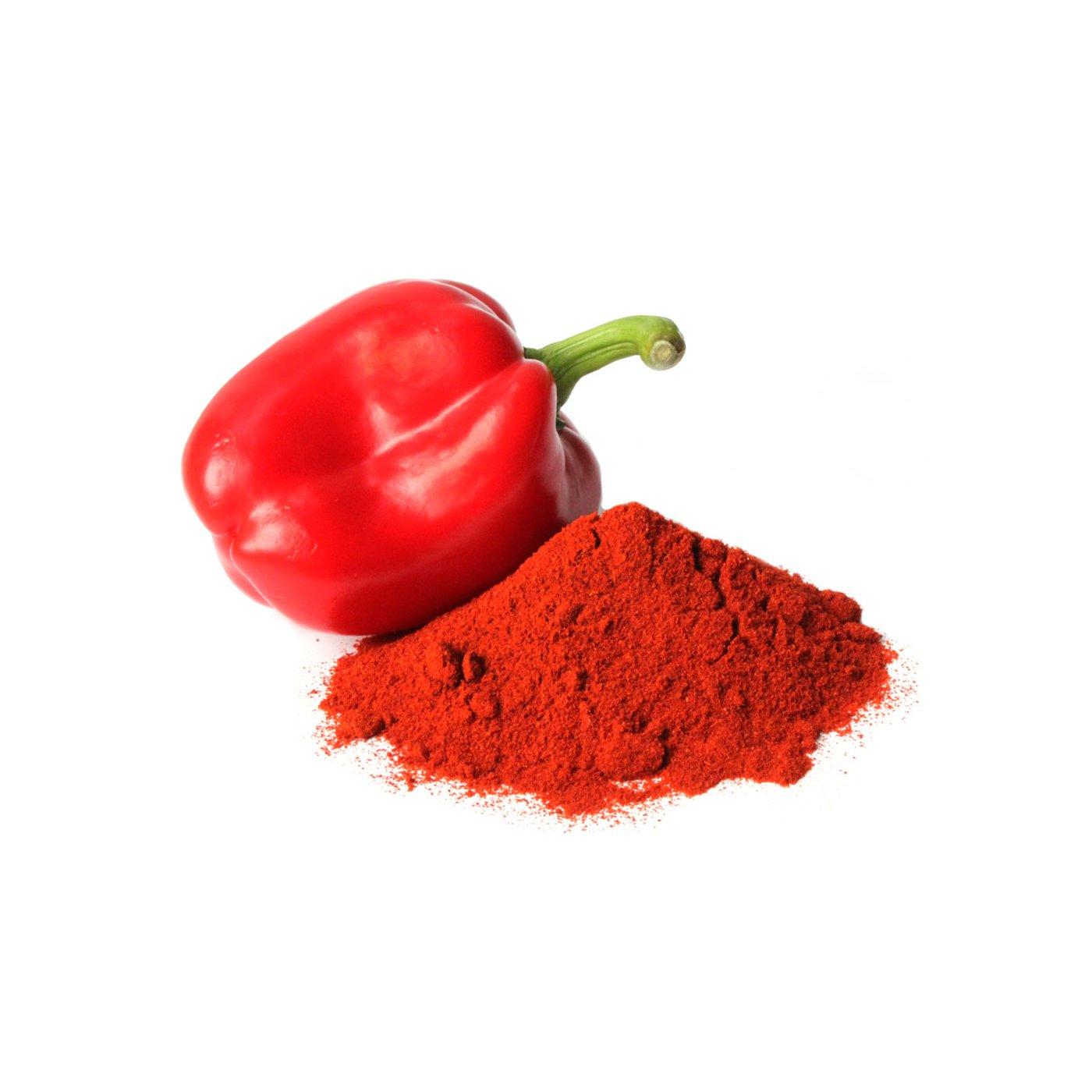 Paprika s rot gemahlen gew rz kr uter gew rzmis for Ungarisches paprikapulver