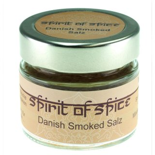 Danish Smoked Salz