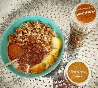"""Rezept - """"Guten Morgen Power Bowl"""" mit Arabian Nights"""