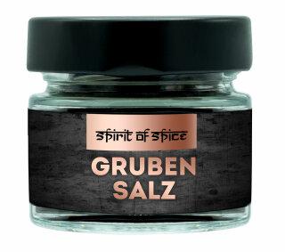 Grubensalz - Gewürzglas
