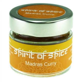 Madras Curry - Gewürzglas