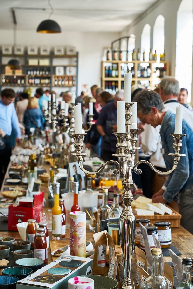 Spirit of Spice Hausmesse Genusstafel