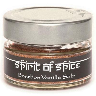 Vanille-Salz von Spirit of Spice
