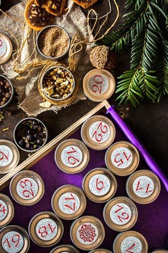 Spirit of Spice Gewürzadventskalender 2014