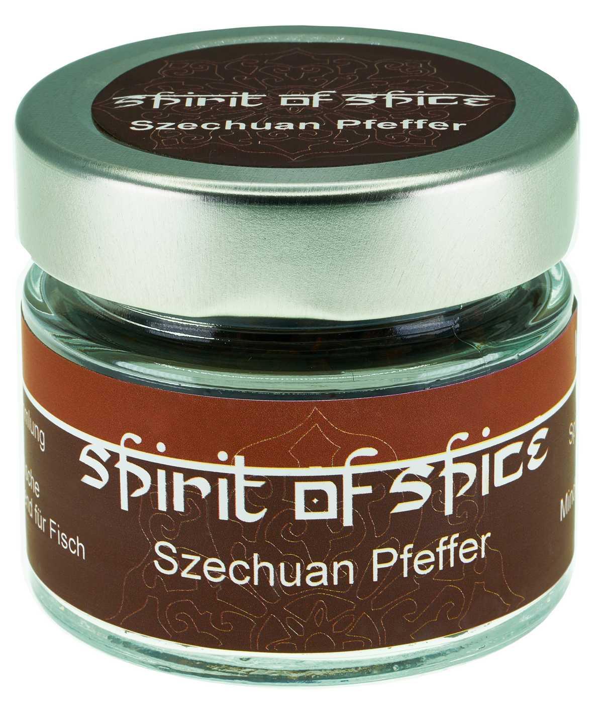 Szechuan-Pfeffer aus Nepal/Himalaya