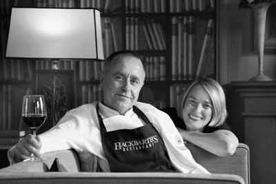 J�rg Hackbarths kocht mit Spirit of Spice f�r den Zeit Kochtag