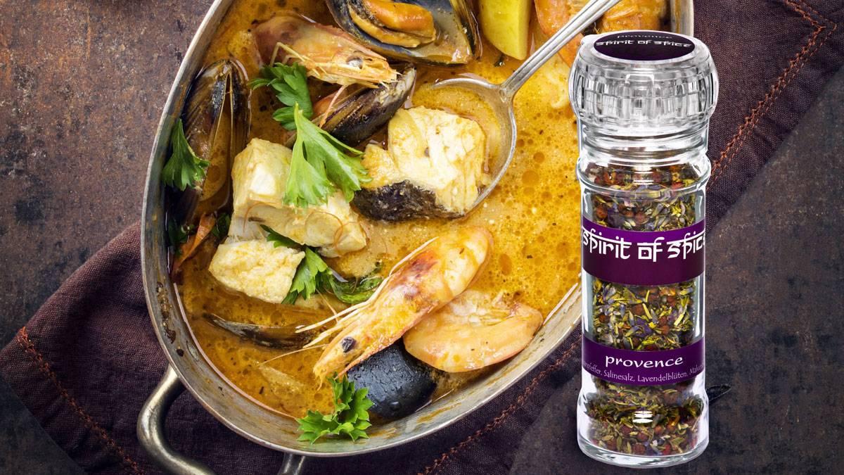 """Spirit of Spice Gewürzmischung """"Provence"""": Urlaubs-Feeling auf dem Teller!"""