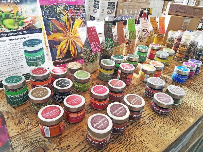 Spirit of Spice Hausmesse Gewürze