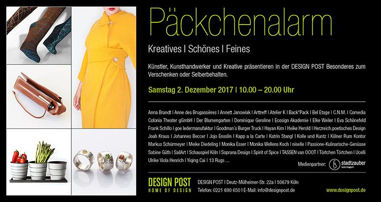 Spirit of Spice in der Design-Post in Köln